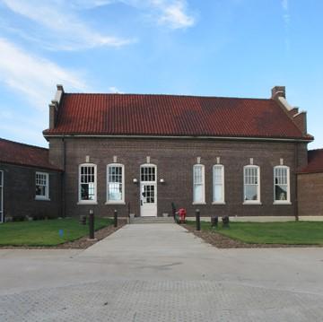 Brinkley Train Depot