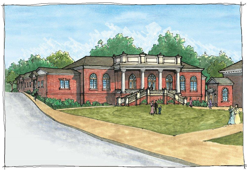 First Presbyterian Church - Fellowship Hall