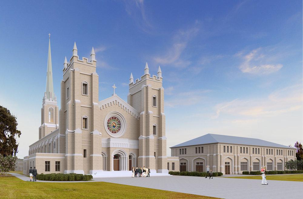 St. Clare of Assisi Catholic Church - Daniel Island, SC