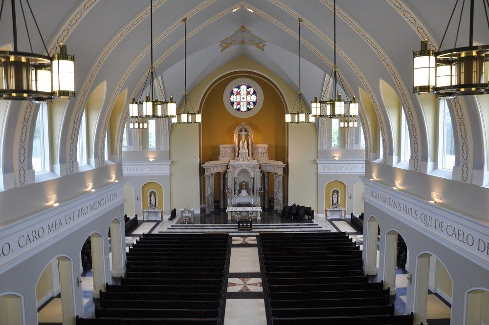 4 - Interior - Sanctuary - from balcony.JPG