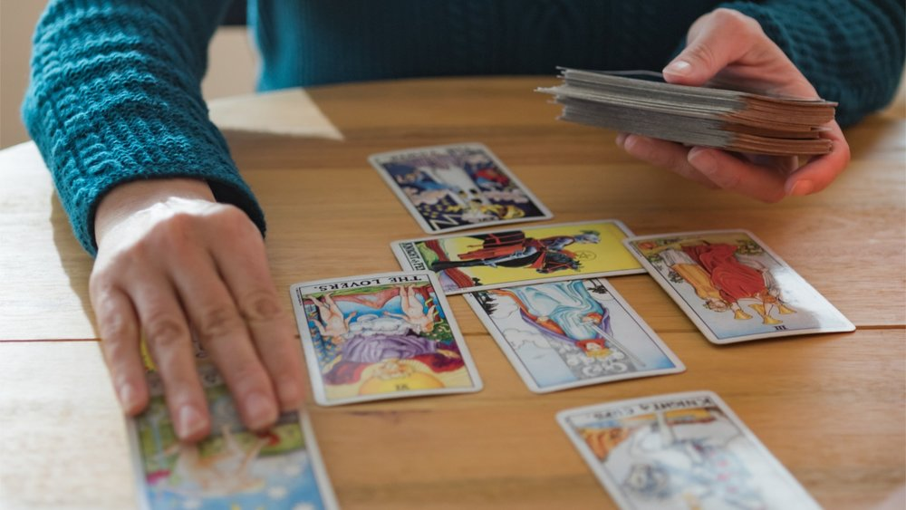 Private Group Tarot Reading Asheville