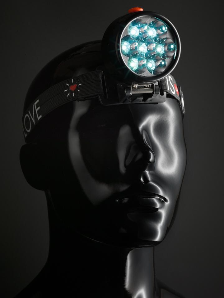 Solar Headlamp