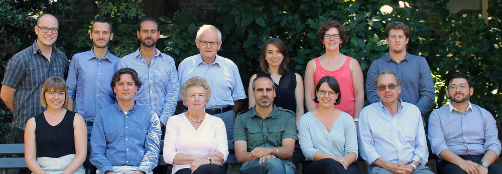EIP Staff, visiting fellows and interns