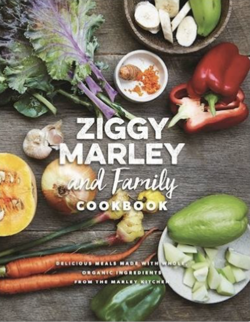 Ziggy Marley Family Cookbook
