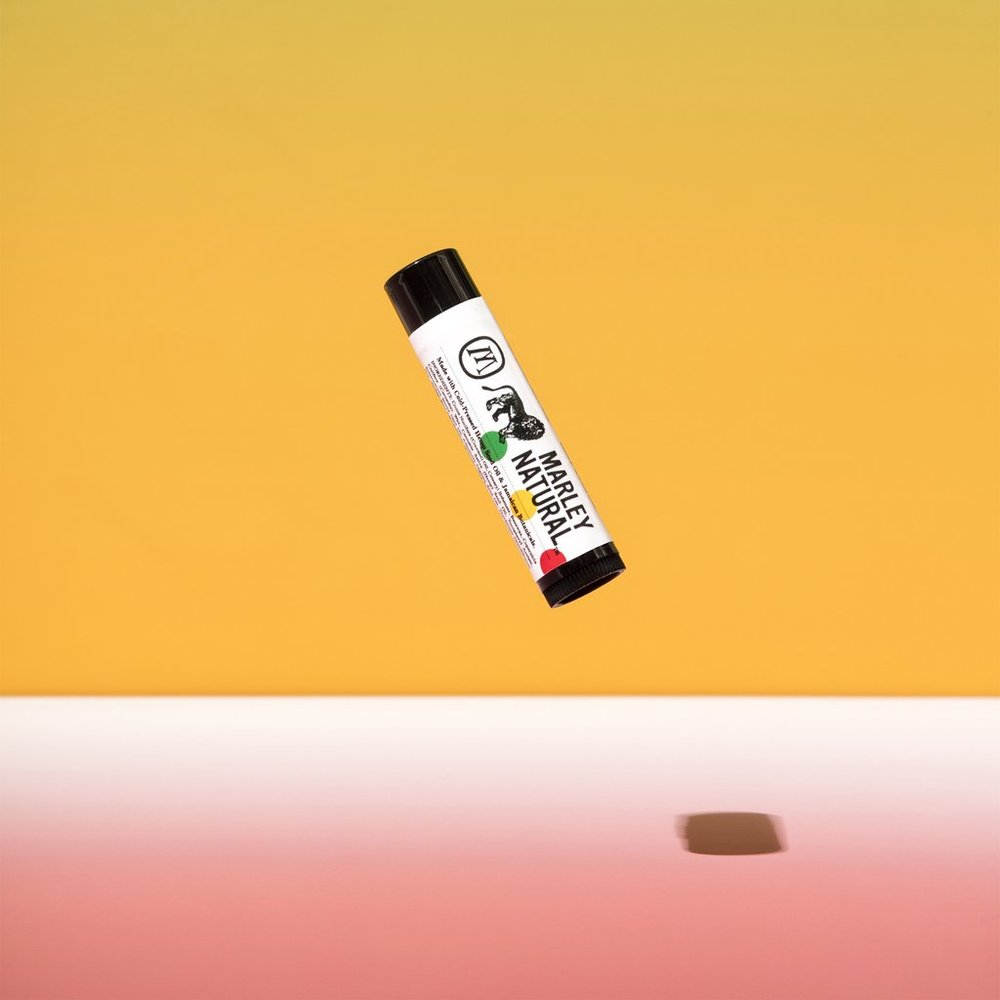 Hemp Seed Lip Balm Marley Natural