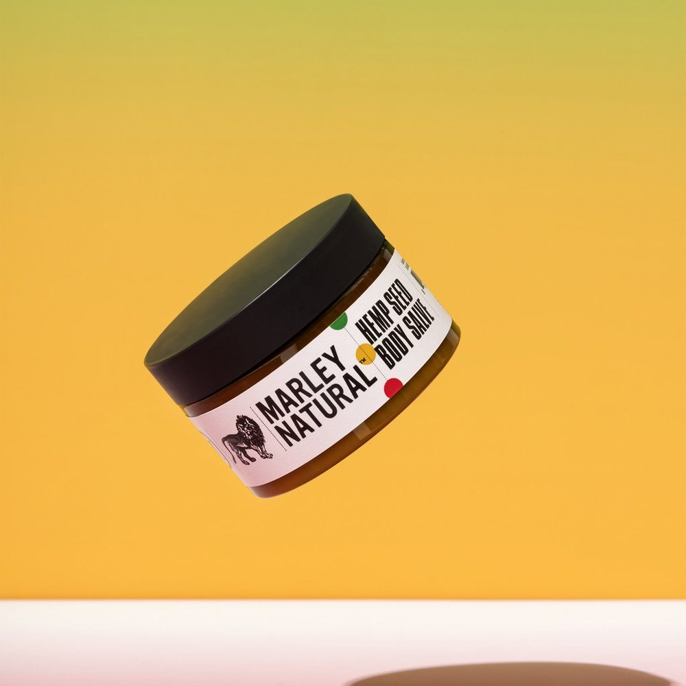 Hemp Seed Body Salve Marley Natural