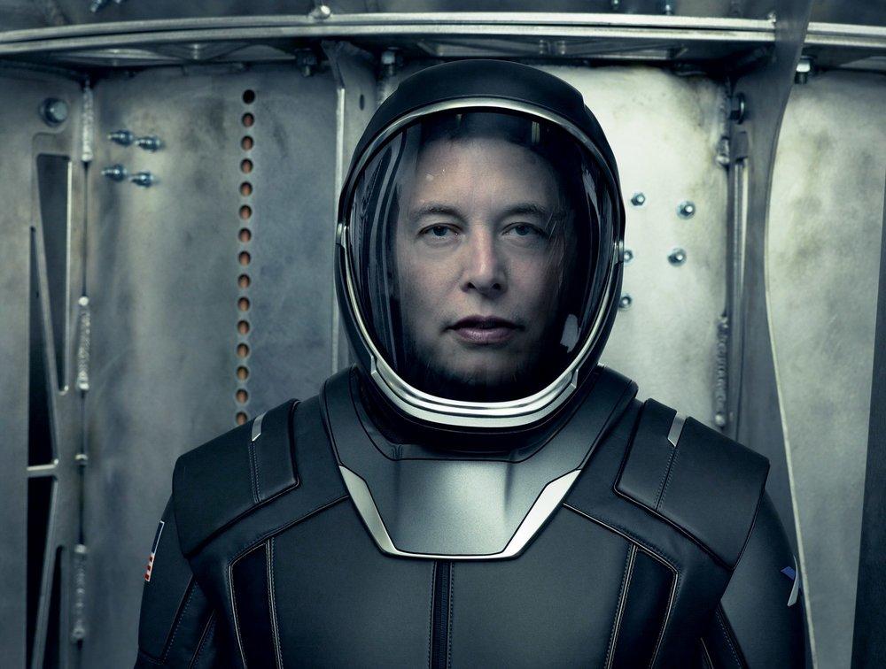 Elon Musk, Inventor, Billionaire, Businessman, and Space Pioneer?