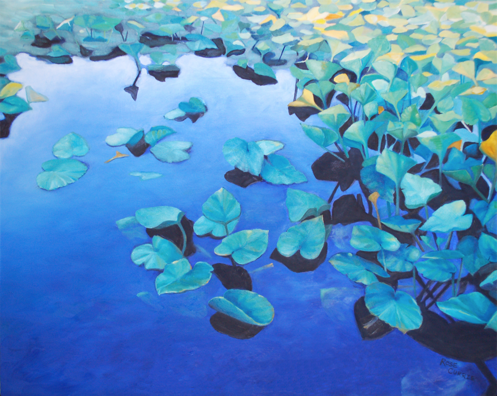 Diane's Water Lilies