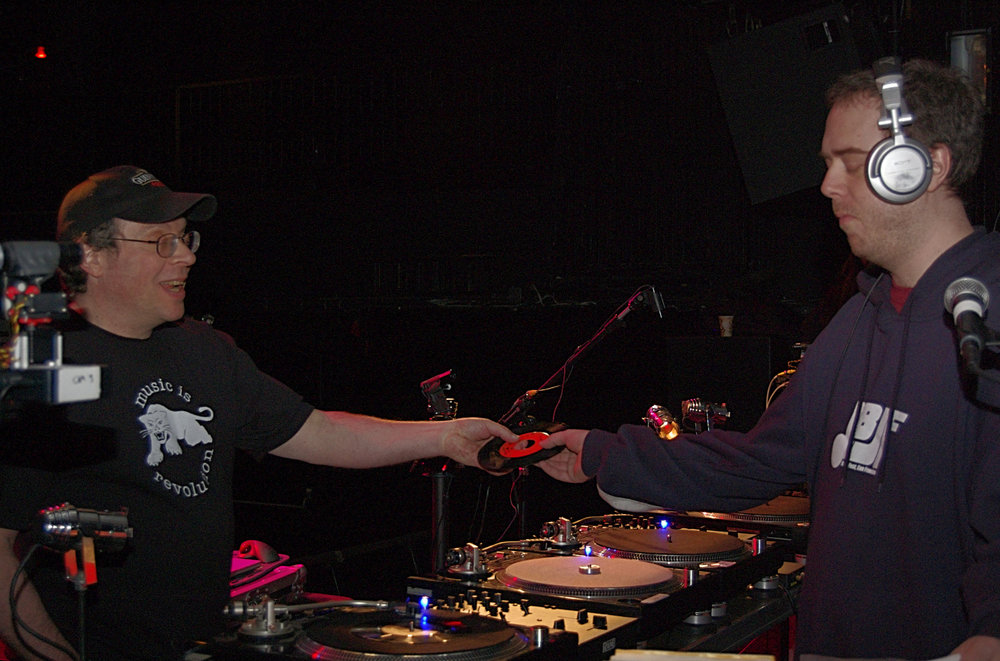 Steinski with Cut Chemist 2008