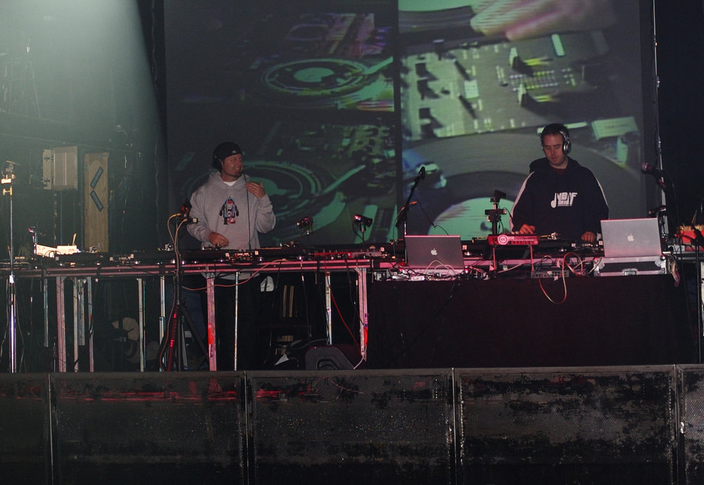 DJ Shadow and Cut Chemist - 2008