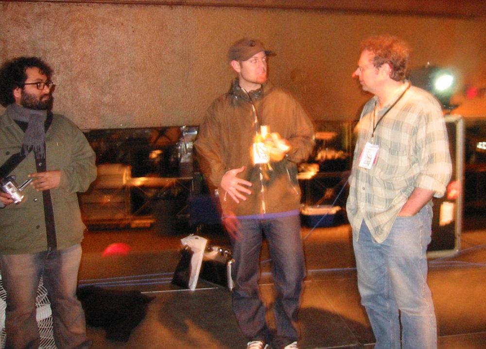 Jazzbo, DJ Shadow & Steinski