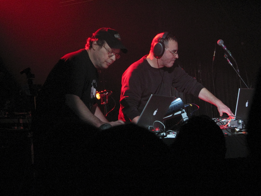 Double Dee and Steinski - 2008