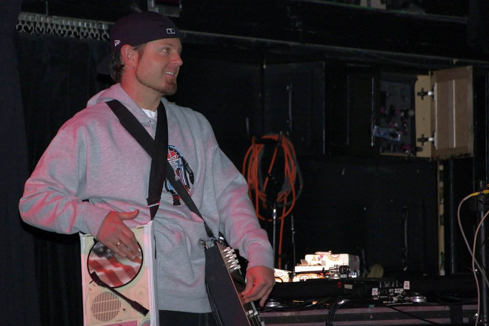 DJ Shadow - Irving Plaza 2008