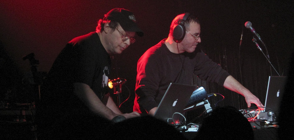 Steinski, Double Dee - Irving Plaza 2008