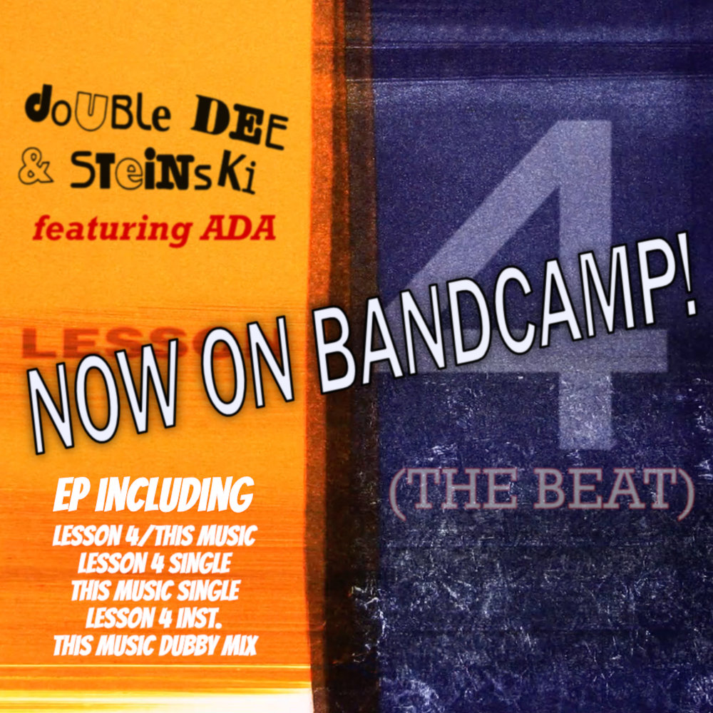 Lesson 4: The Beat now on Bandcamp