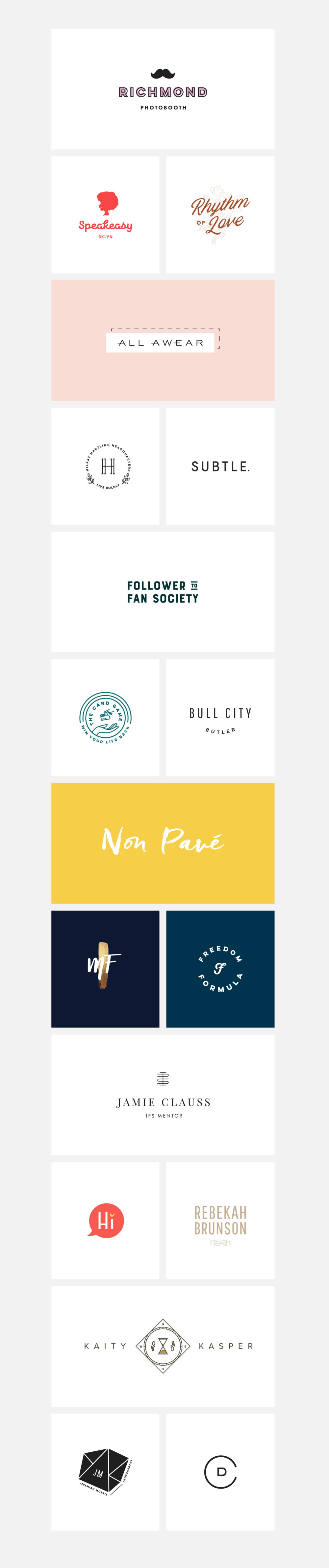 Branding by The Routine Creative - theroutinecreative.com