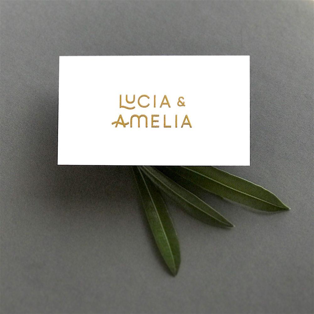 Lucia & Amelia - coming soon