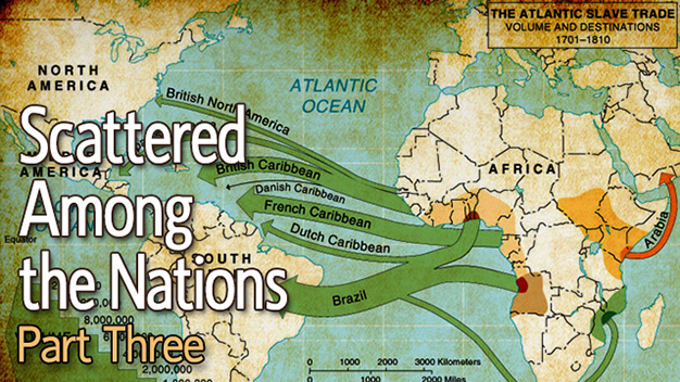 Scattered Among the Nations Part 1 — Kingdom Preppers