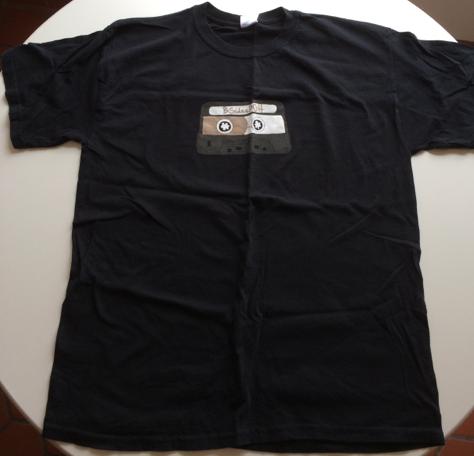 BSides 2011 Shirt Front