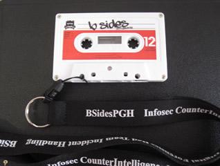 BSides 2012 Badge