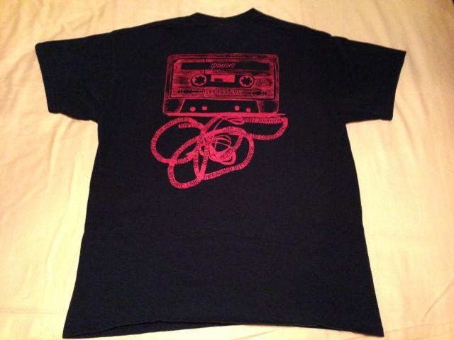 BSides 2013 Shirt Back