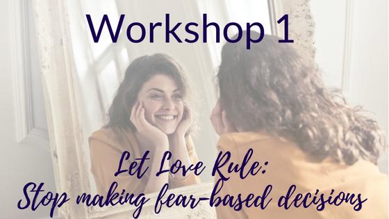 The Daring Way workshop 1