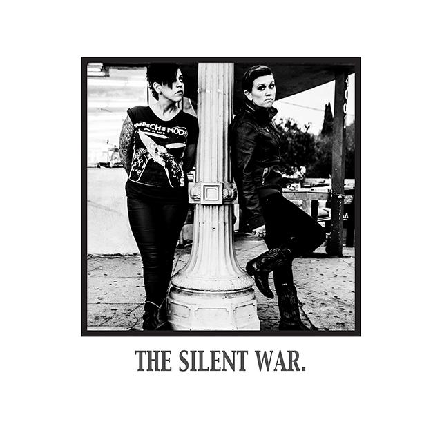 THE SILENT WAR  (2016)