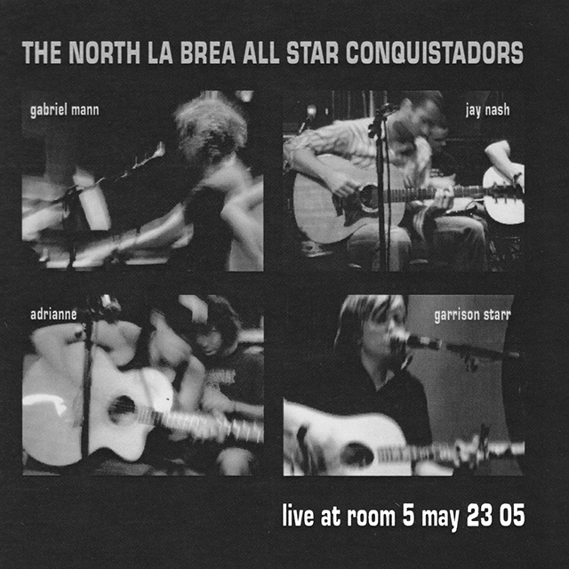 LIVE AT ROOM 5 MAY 23  (2005)