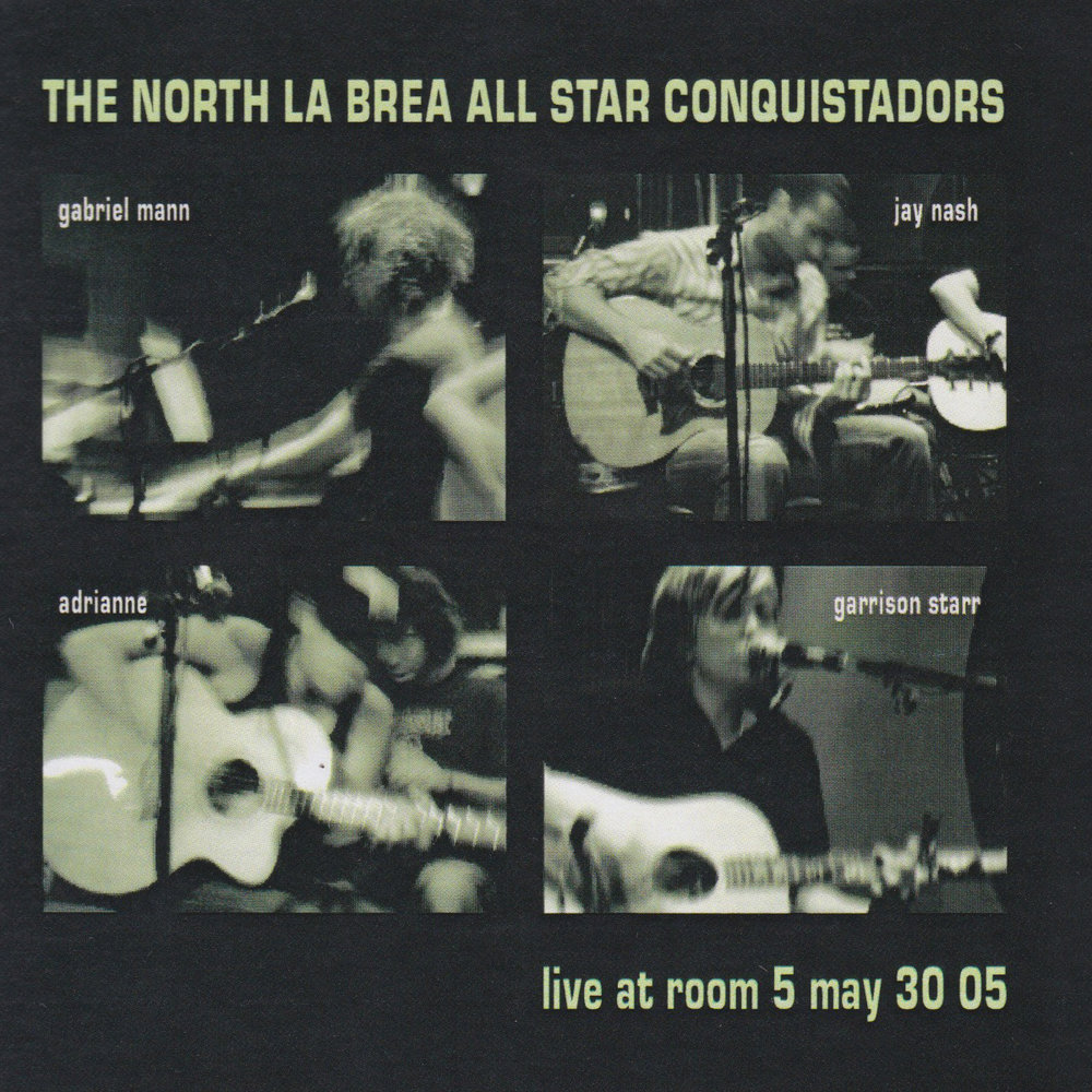 LIVE AT ROOM 5 MAY 30 (2005)