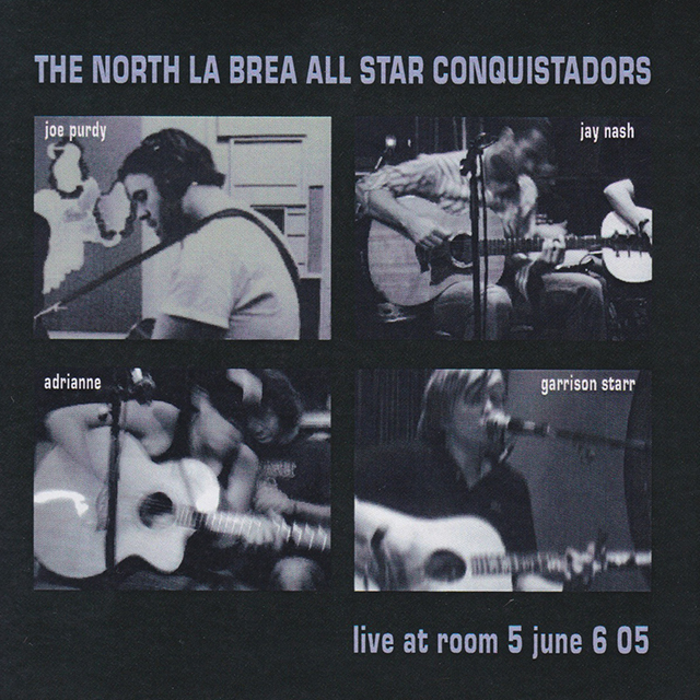 LIVE AT ROOM 5 JUNE 6 (2005)
