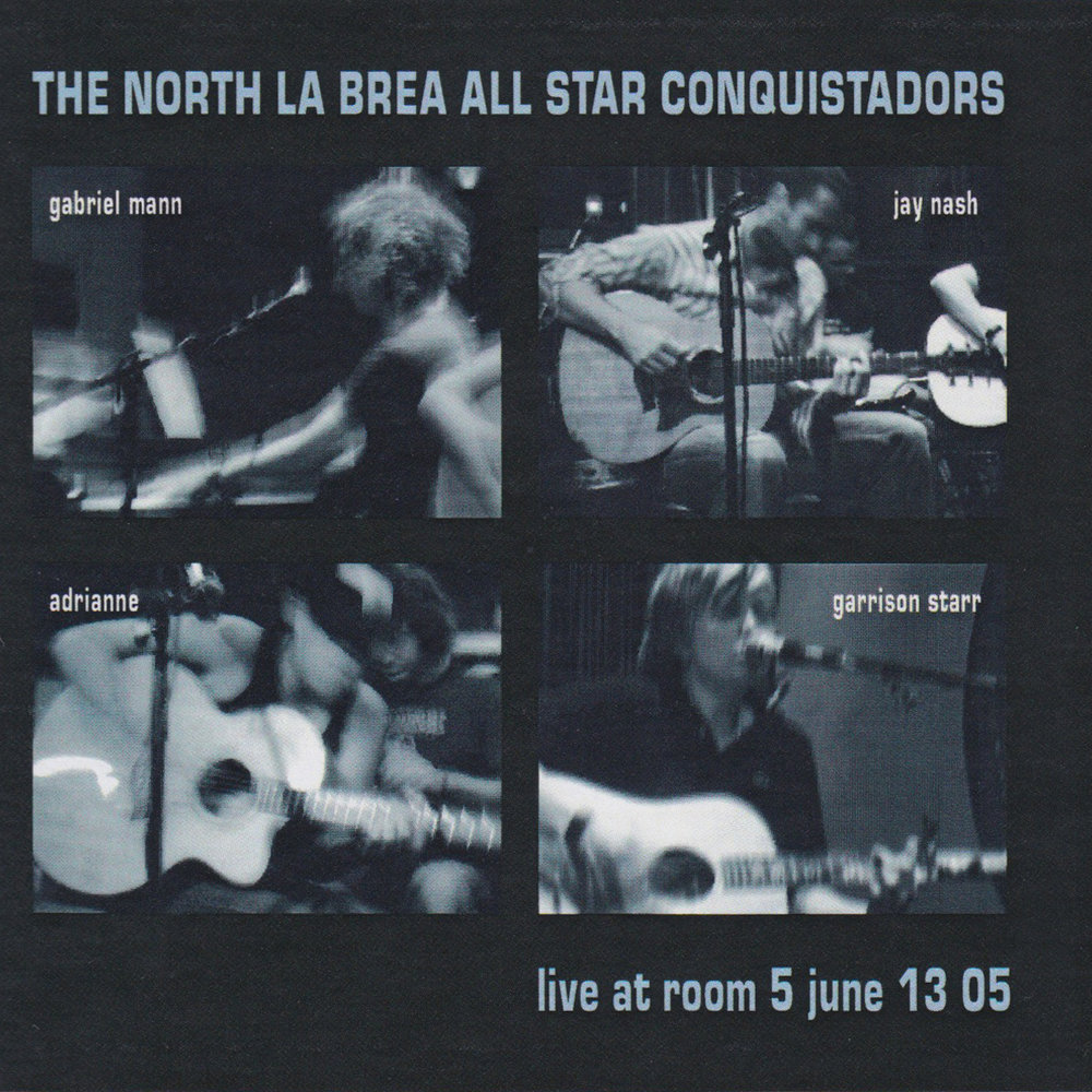 LIVE AT ROOM 5 JUNE 13 (2005)