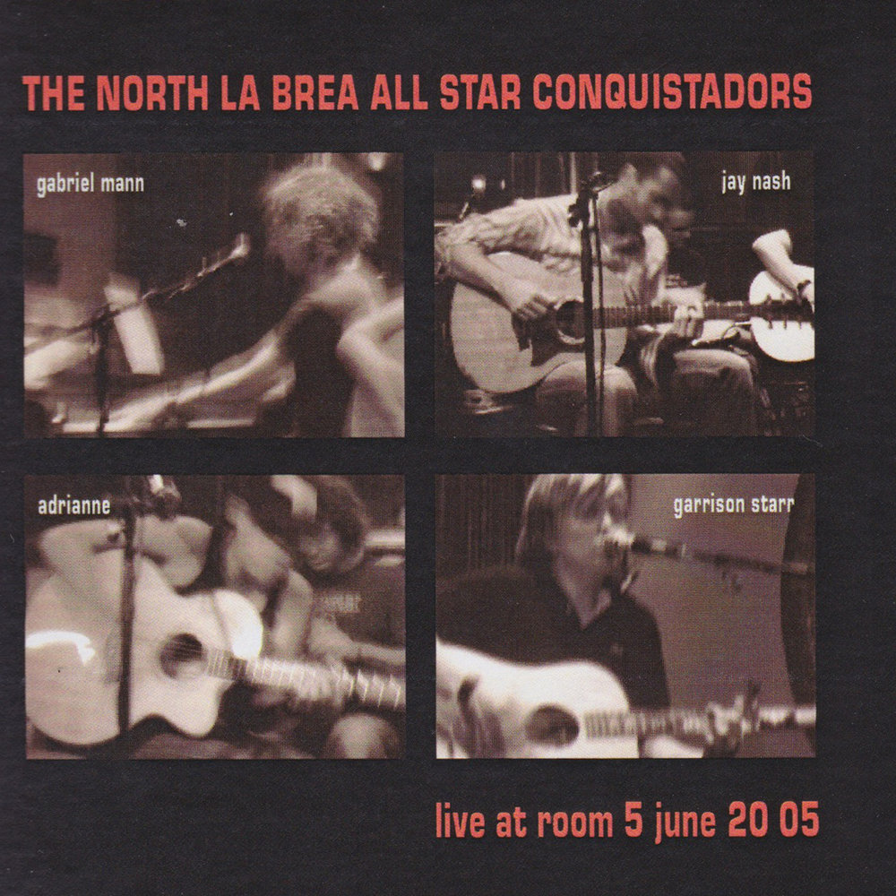 LIVE AT ROOM 5 JUNE 20  (2005)