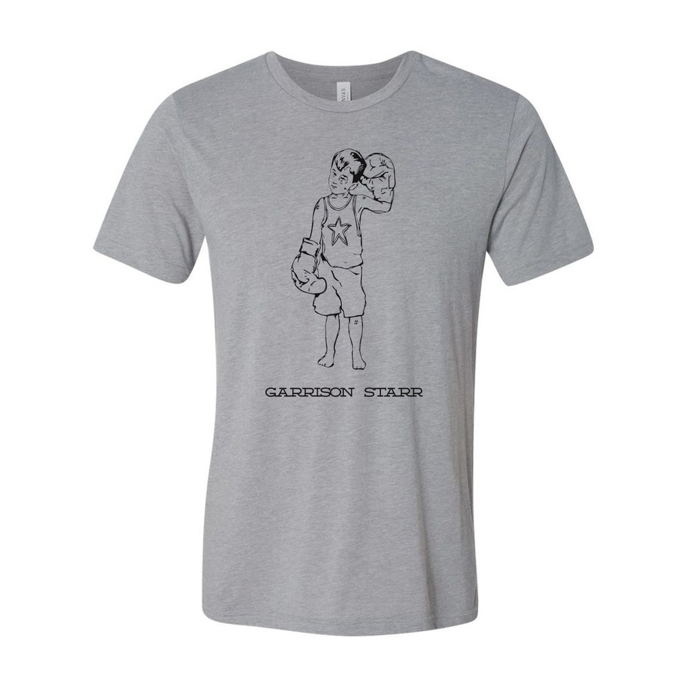 UNISEX AMATEUR BOY SHIRT  - GRAY