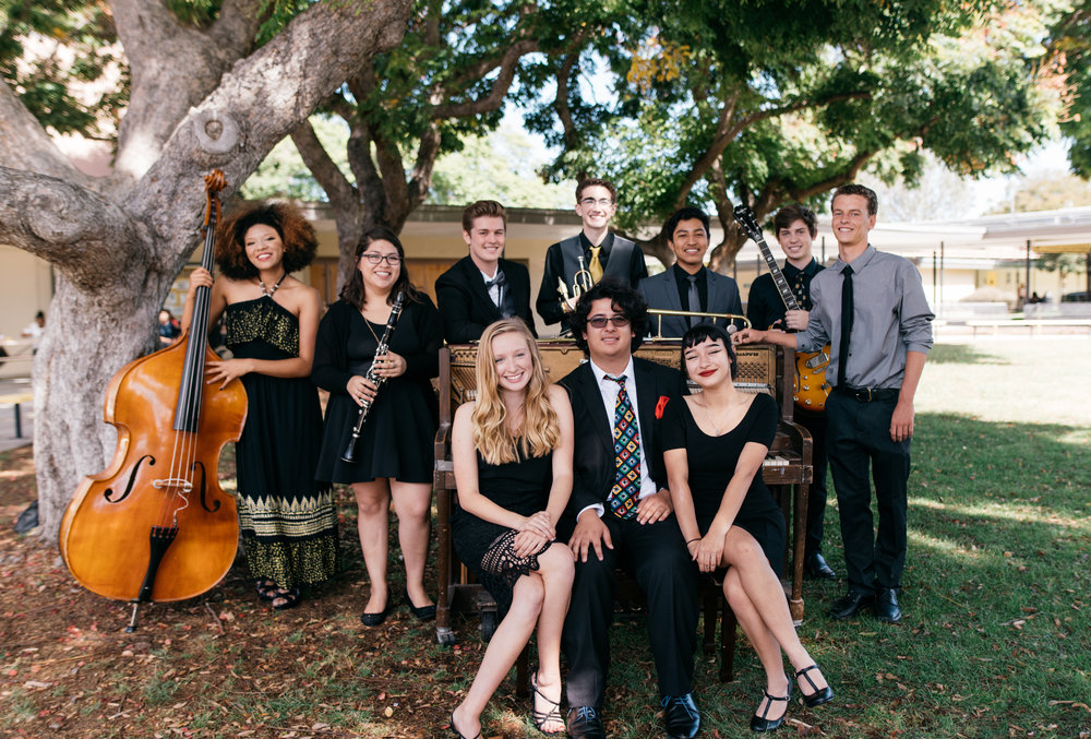 Preservationists  : We bring the excitement and joy of New Orleans to you with every event. This young group of musicians has blown audiences away all over the state with their high energy and professional performances.  More info here.