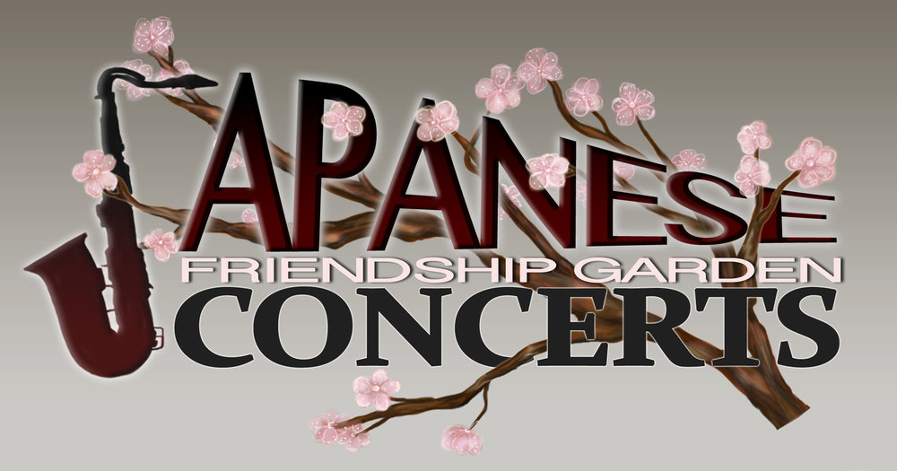 Help us raise funds by attending our new concert series at the Japanese Friendship Garden! Starts February 14th.