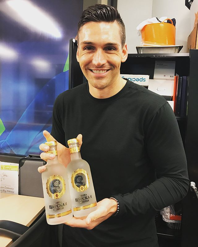 We enjoyed having you with us @avesolt here at @capinnovators. You were a pleasure to work with and thank you for the #Russian #Vodka #russia #fellowship #capitalinnovators #ecosystem #makingfriendseverywhere #stl #venturecapital #privateequity #consumerproducts #tech