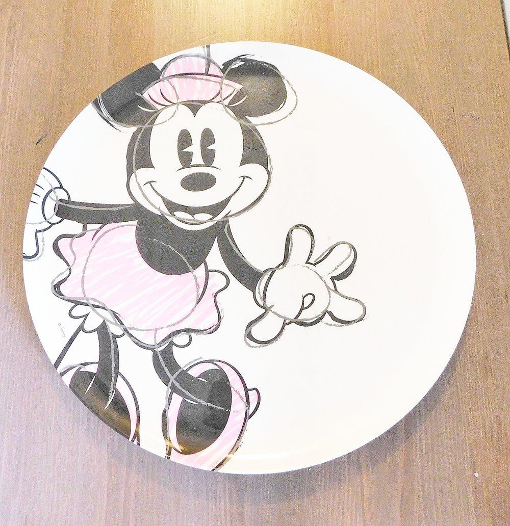 Minnie Plate: Target