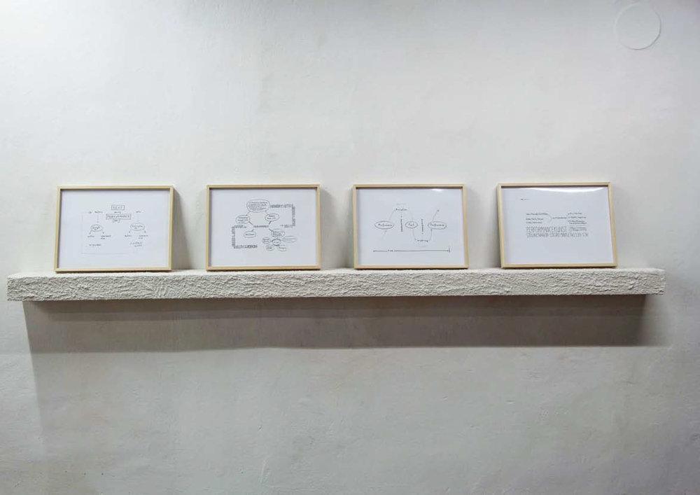 Lilo Nein, Time,  2014, Kulturdrogerie, Vienna