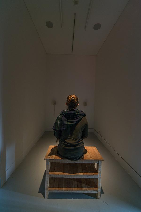 Murmur  , 2016, installation view