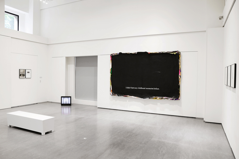 Che Wei Chen,  Childhood (Series)  , 2015, Exhibition view
