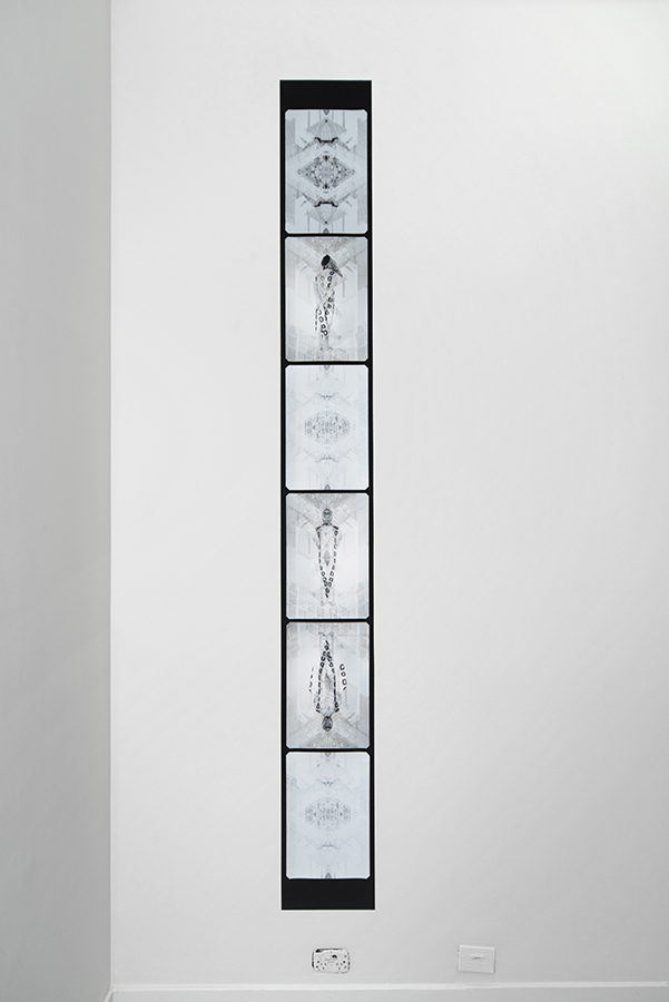 Neil Emmerson,   Semaphore  , 2016, Screen and digital printing on Arches