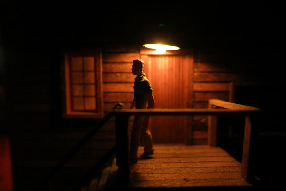 Robert Hamilton, Photograph, Night 1 , 2015