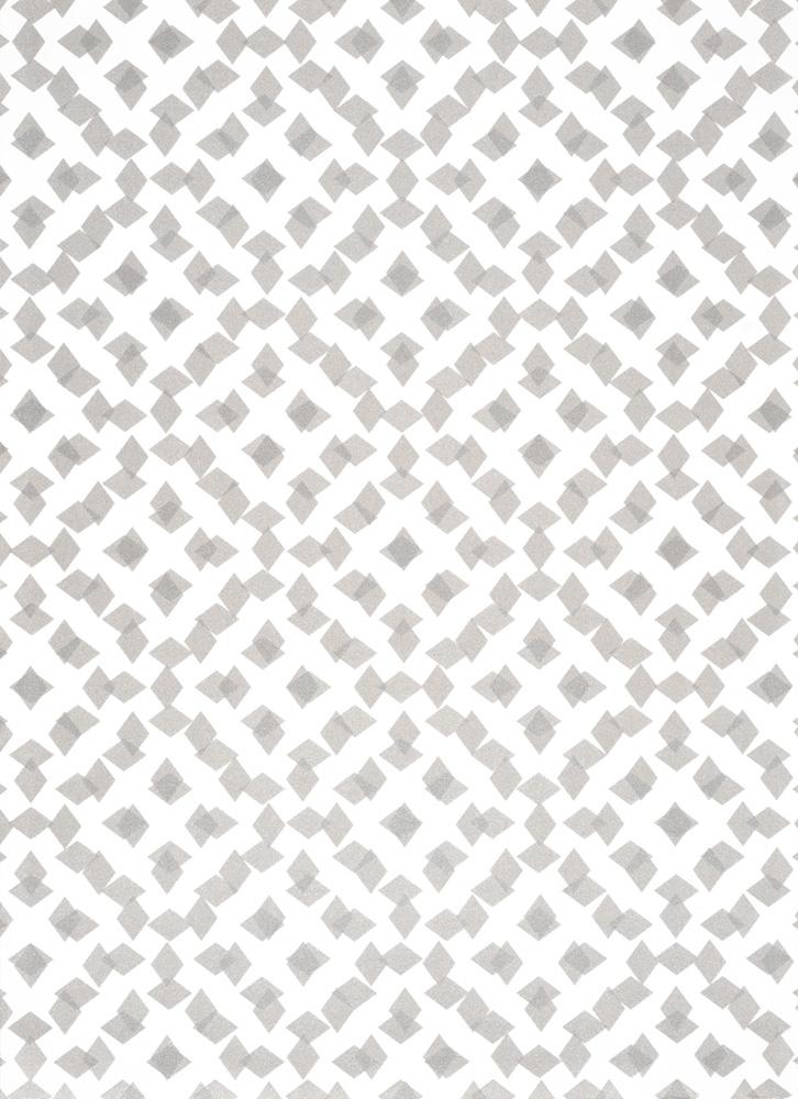 Kerrie Poliness,  S/W ◊ ~ ◊ 0 ° + ◊ 75 ° > 90 °  , Screen print, 38 x 28 cm, 2010