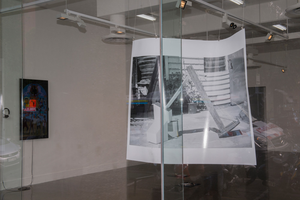 Gabriella Foreman-Brown,  Leftovers #3 , 2014, 2014, Print, 110 x 130 cm