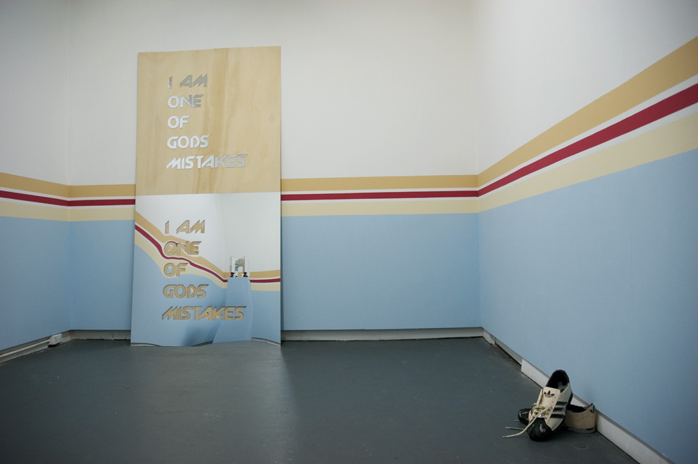 Glenn Walls,  Superlost , Image courtesy of the artist and John Buckley Gallery, Melbourne.