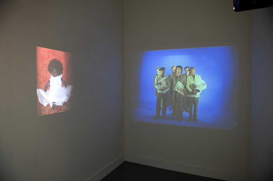 Destiny Deacon, Exhibition Installation