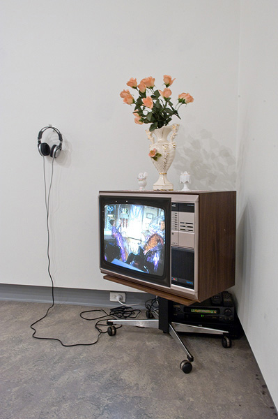 Rex Armstrong,  Mixed Messages , 2010, Multimedia installation