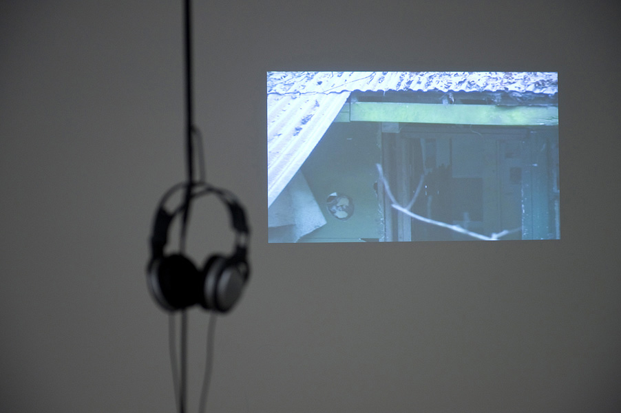 Polly Stanton,  House , 2010, HD video, 11 min