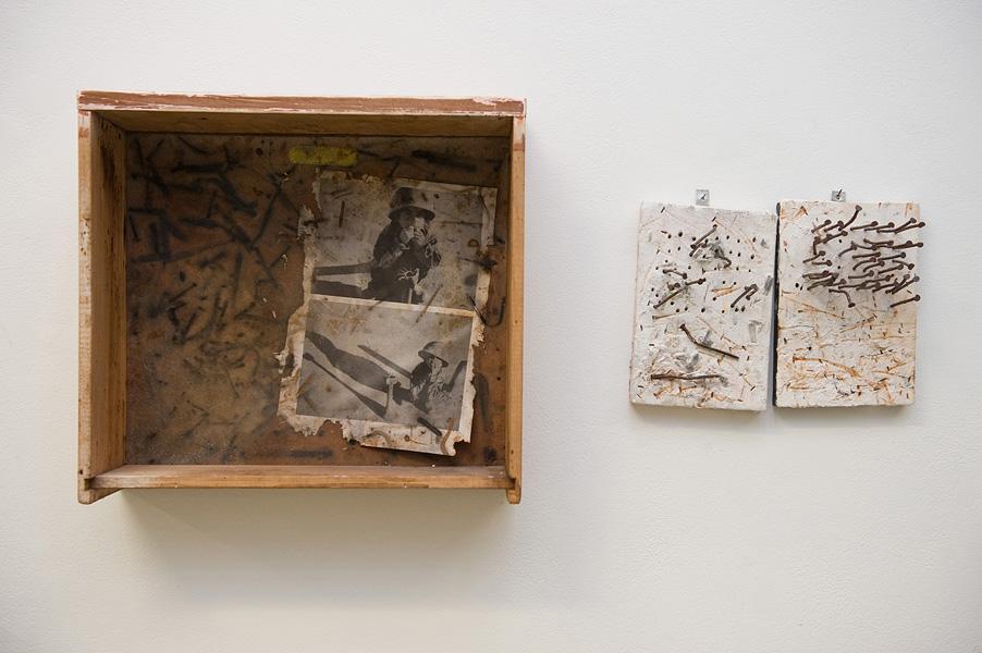 Rushdi Anwar,  Untitled  (detail), 2010