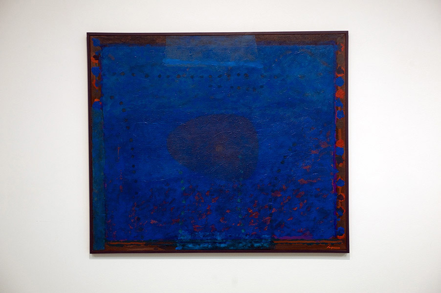 William Ferguson,  Celestial Journey , 2009, Acrylic on canvas, 84 cm x 100 cm